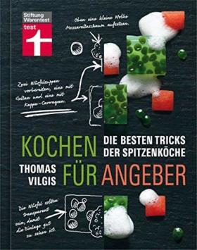 """Buch """"Kochen für Angeber"""""""