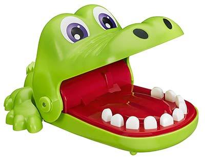 Kroko-Doc Kinderspiel mit Nervenktizel