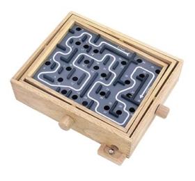 Kugel Labyrinth