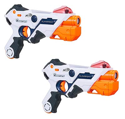 Lasertag Spielzeugpistolen