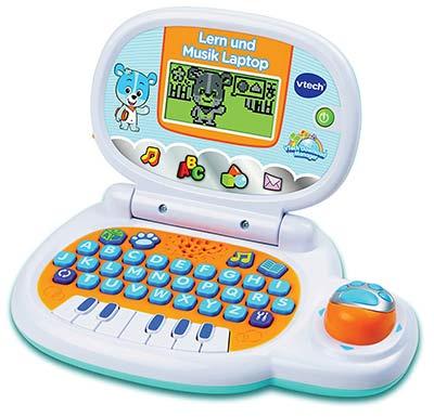 VTech Lern- und Musik-Laptop für 3-Jährige