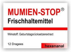 Mumien-Stop Kaugummis