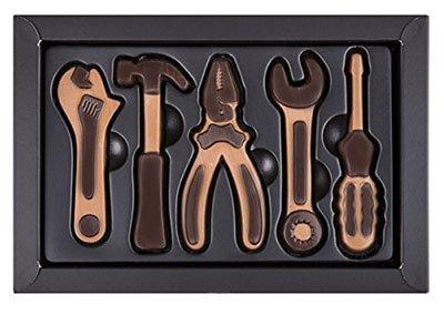 Männergeschenke Werzeug aus Schokolade