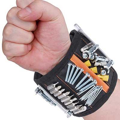 Magnetarmband für Handwerker - Nützliches Werkzeug-Geschenk für Männer