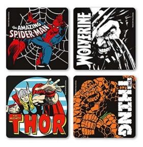 Marvel Comics Untersetzer