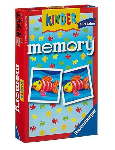 Kinder-Memory: Gedächtnistraining für 4-Jährige width=