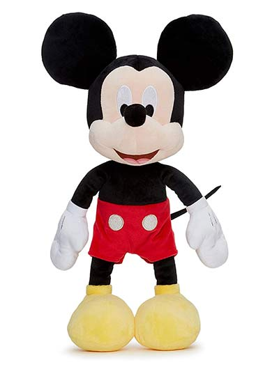 Mickey Mouse Stofftier