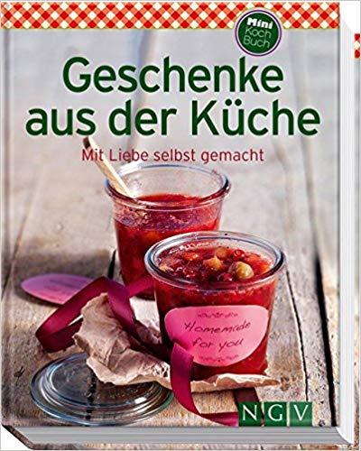 Minikochbuch Geschenke aus der Küche