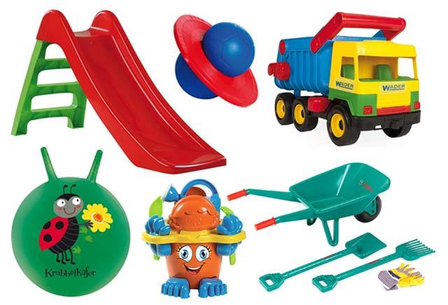 Gartenspielzeug: 50 tolle Outdoorspielzeuge für Kinder