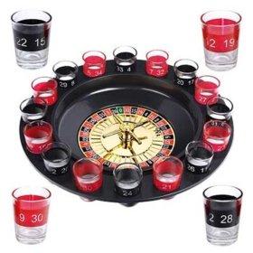 Party Geschenke Alkohol Trinkspiel RouletteParty
