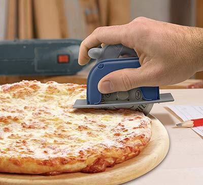 Pizzaschneider Kreissäge