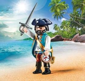 Playmobil Pirat mit Säbel
