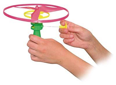 Gartenspielzeug für 3-jährige Kinder Propellerspiel