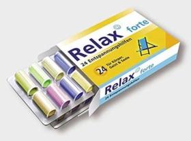 Relax Forte Entspannungshilfen