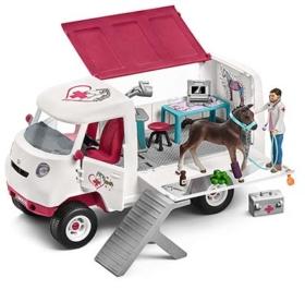 Schleich Tierarztwagen