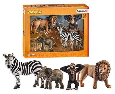 Schleich Wildtiere Afrika