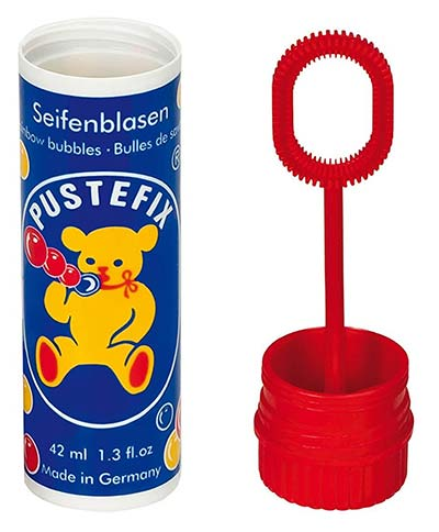 Outdoorspielzeug Seifenblasen-Pustefix - Spaß für Jungs und Mädchen