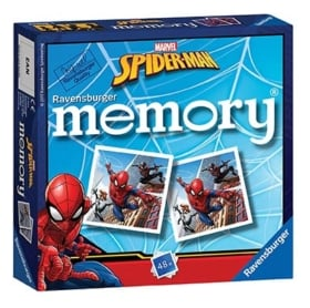 Spiderman Memory