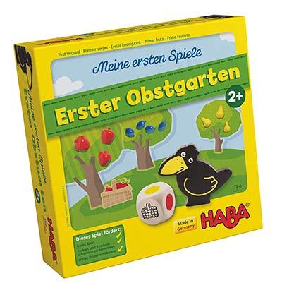 Spiel erster Obstgarten - Zuordnungsspiel für Kinder ab 2 Jahren