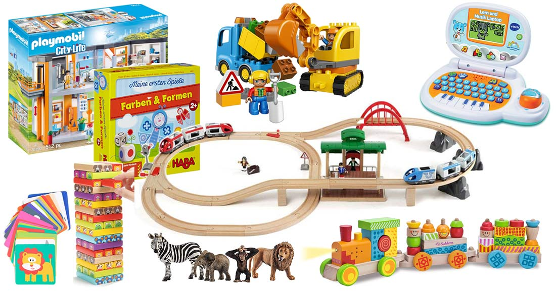 Spielzeug für 3-jährige Kinder