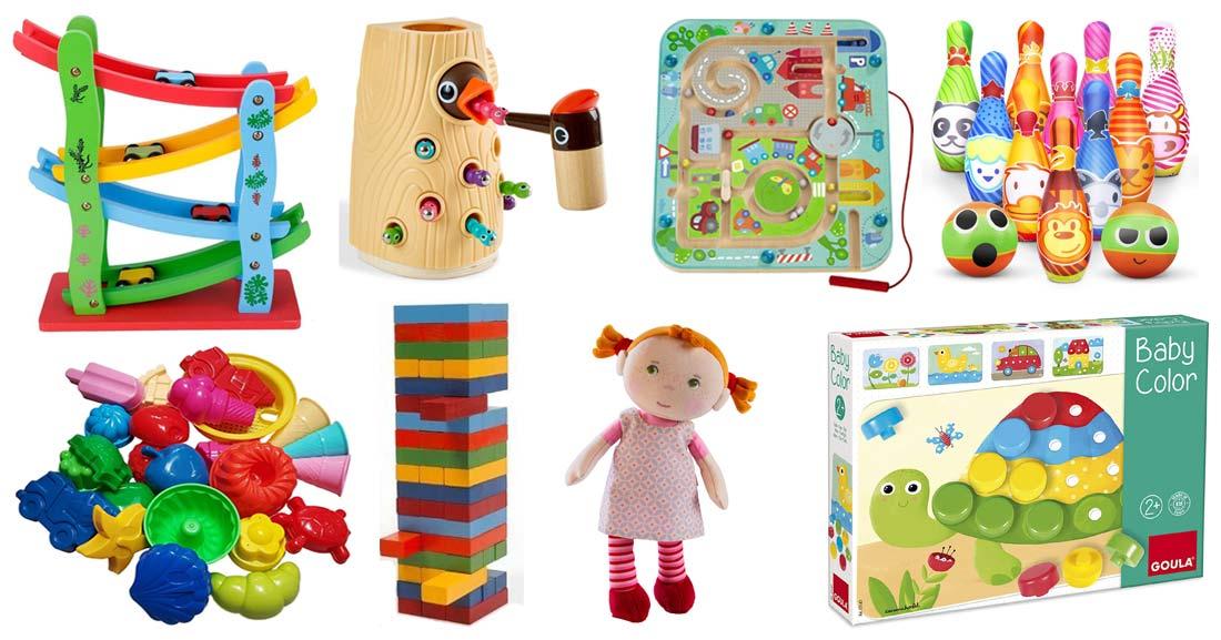 Spielzeug für 2-jährige Kinder
