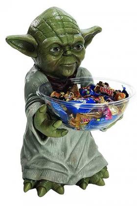 Star Wars: Yoda Süßigkeiten Halter