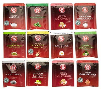 Tee-Geschenkbox