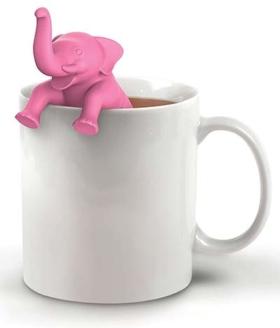 Teesieb Elefant