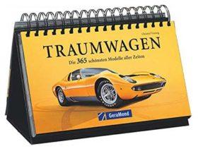 Tischkalender mit Traumautos