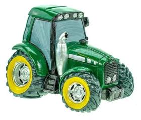 Traktor-Spardose