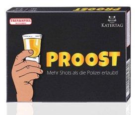 """Karten-Trinkspiel """"Proost"""""""