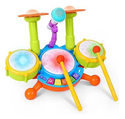 Trommelspielzeug