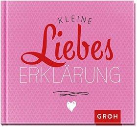 """Buch """"Kleine Liebeserklärung"""""""