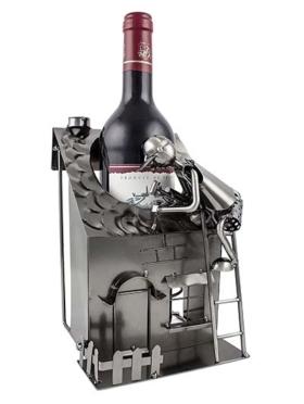 Wein-Flaschenhalter Dachdecker