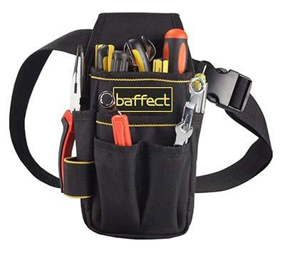 Werkzeugtasche mit Gürtel - Nützliches Geschenk für Männer