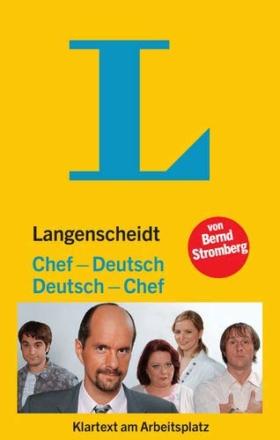 Wichtelgeschenke Chef Deutsch Langenscheidt Wörterbuch