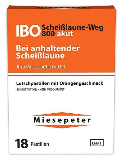 Wichtelgeschenke unter 5 Euro Ibo Scheißlaune Weg 800 akut