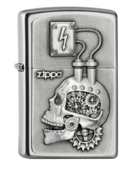 Zippo Feuerzeug Engine Head